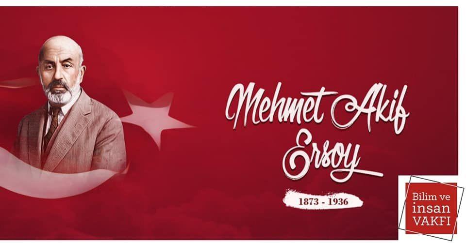 Milli Şairimiz Mehmet Akif Ersoy'un vefatının 84. yılı